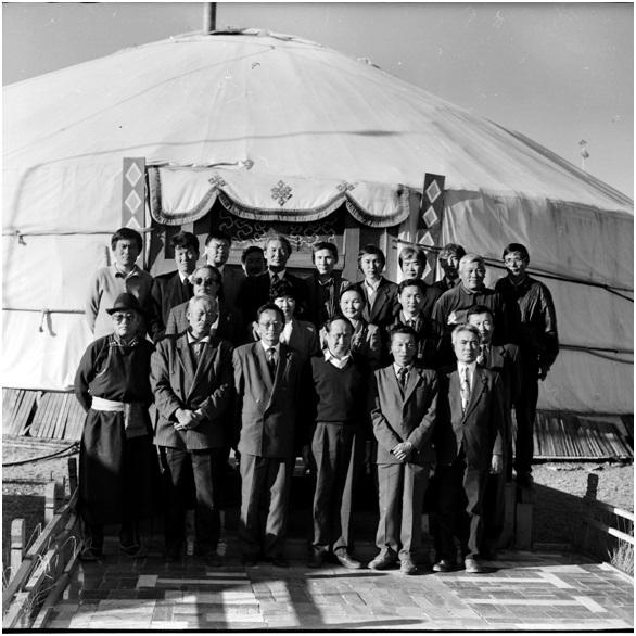 Монголын Геологийн Холбооны товч түүх